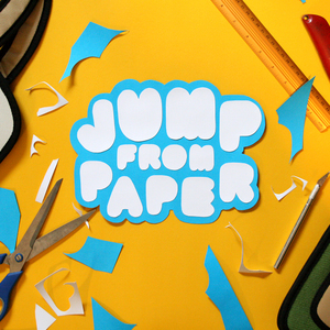Jump from Paper Craft Workshop