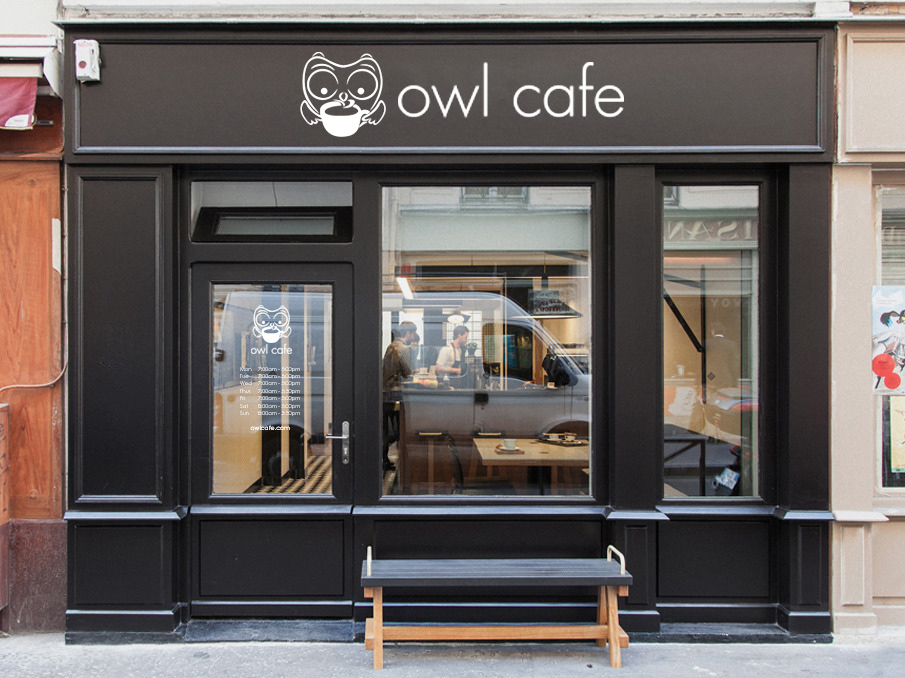 Owl Cafe Jason See Portfolio The Loop