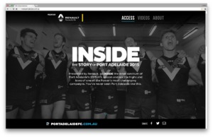 INSIDE Port Adelaide 2015