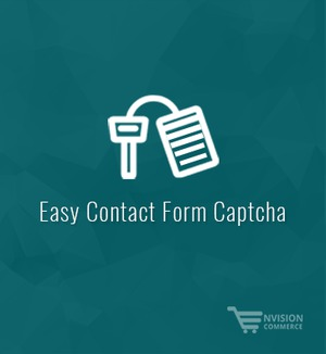Easy Contact Form Captcha Magento Extension