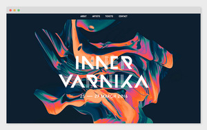Inner Varnika Website