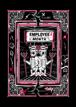 Employees of the Month