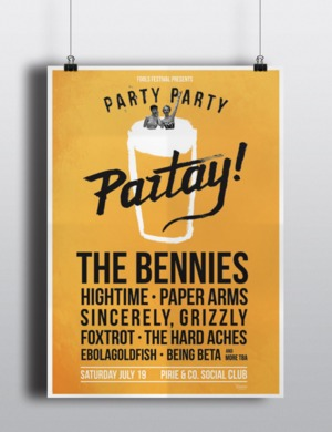 Party Party Partay! Poster