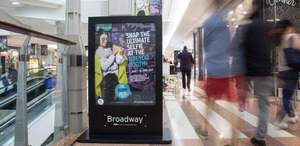 Broadway Shopping Centre: 'Express Yourself' Campaign 2014