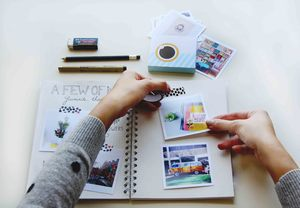 Printable Instaphoto box with Epson