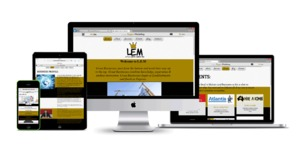 LEM's Website Design