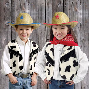 Party costumes for kids (Cowboy party)
