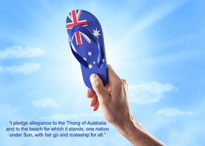 Aussie Pledge
