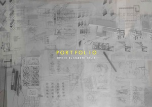 Portfolio of Selected Architectural Works