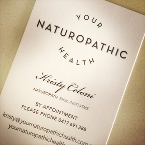Your Naturopathic Health