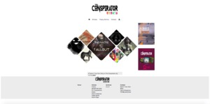 The Conspirators Website