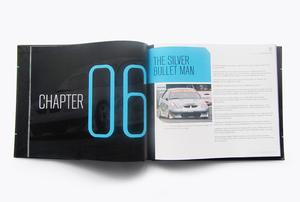 V8 Sleuth / PE031 Chassis Book