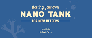Starting your own Nano Tank. For New Reefers