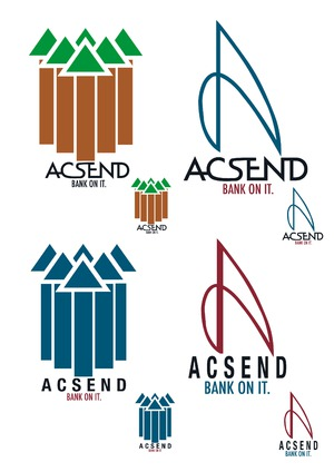 Ascend Bank Branding