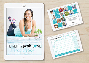 Healthy Girls Love E-book