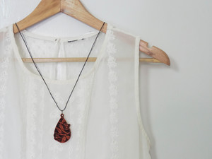 Red Gum Necklace
