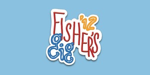Fisher's Gig 2012 Logo