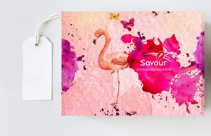 Savour Chocolate Packaging
