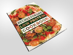 Low Protein Cookbook