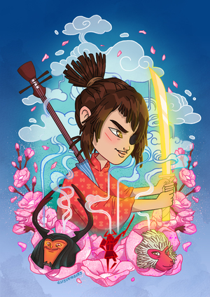 Kubo and the Two Strings Promotional Image
