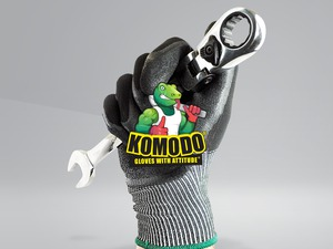 KOMODO® Gloves with Attitude®