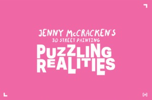 Jenny McCrackens 'Puzzling Realities' Video Production