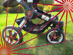 How to choose a stroller for a newborn