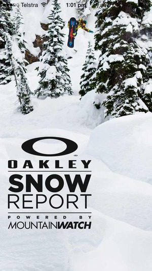 """Oakley Snow Report"" Mountainwatch.com App Upgrade"