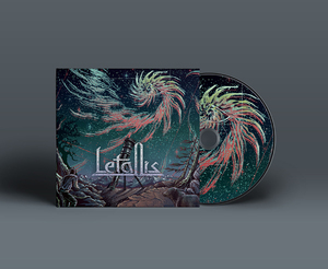 Letallis Album Sleeve