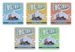 Arcadia brewers