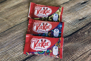"KitKat ""What's your jam?"""