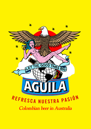 AGUILA BEER