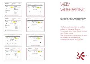 Web/wireframing