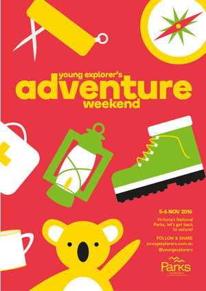 Young Explorer's Adventure Weekend