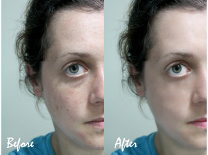 Photo retouching Portrait