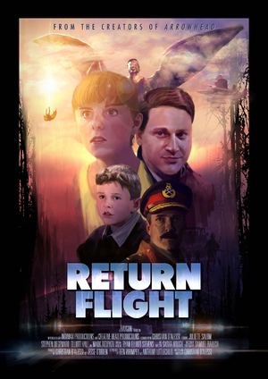 Return Flight -  Proof of concept short film