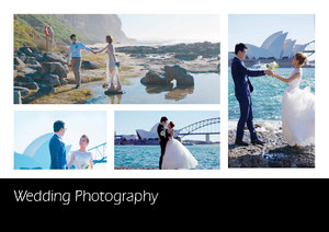 Online Wedding Album & Photography