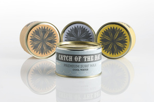 Catch of the Day Surf Wax