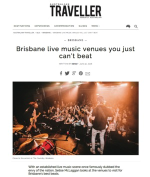 Brisbane live music venues you just can't beat