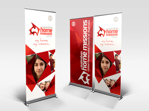 Australian Home Missions - Brand Identity