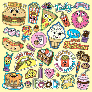 Food Critters