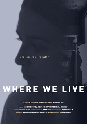 Where We Live by Jesse Richards