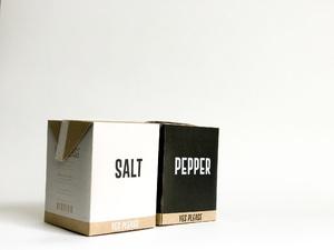 Yes Please - Salt & Pepper Packaging