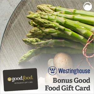 Westinghouse Good Food Campaign