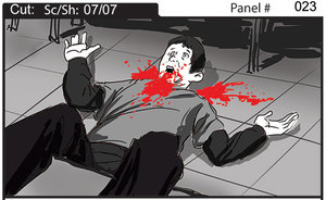 Red Shift Storyboards