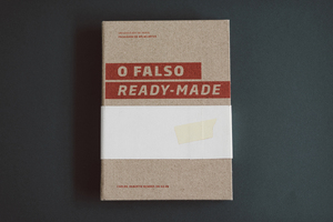 O falso ready-made