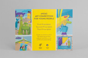 Ashfield Council Anzac Art Competition