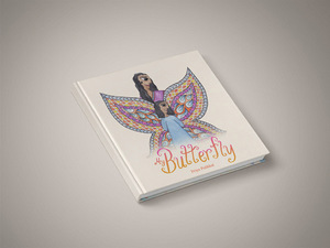 My Butterfly - Children's Book