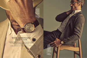 Fashion / Watch Editorial