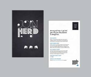 BEING HERD by batyr